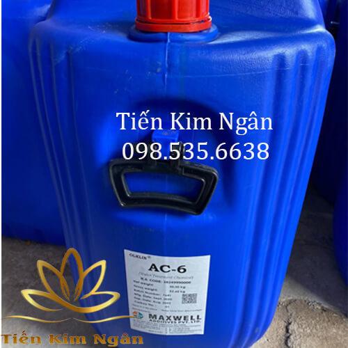 Hoá Chất Diệt Rong Rêu Vi Sinh Vật OLKLIN- AC-6