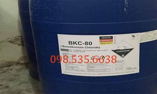 Benzalkonium Chloride BKC BKC 80%