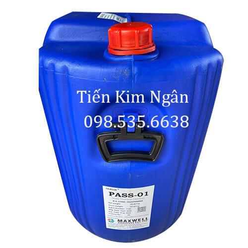 Hoá chất súc rửa đường ống Chiller OKLIN PASS 01